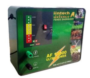 solar fence energizer cr5000